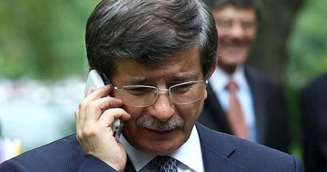 Davutoğlu saat 17.00'de açıklama yapacak