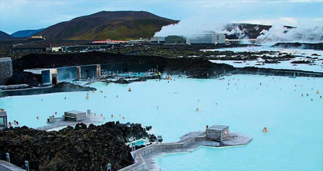 Buz ve ateşle randevu: İzlanda