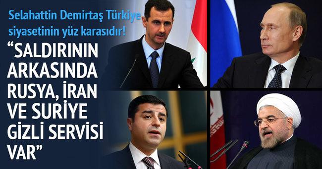 Şamil Tayyar: Selahattin Demirtaş yüz karasıdır!