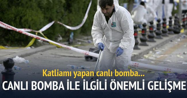 Katliamı yapan canlı bomba kadın çıktı