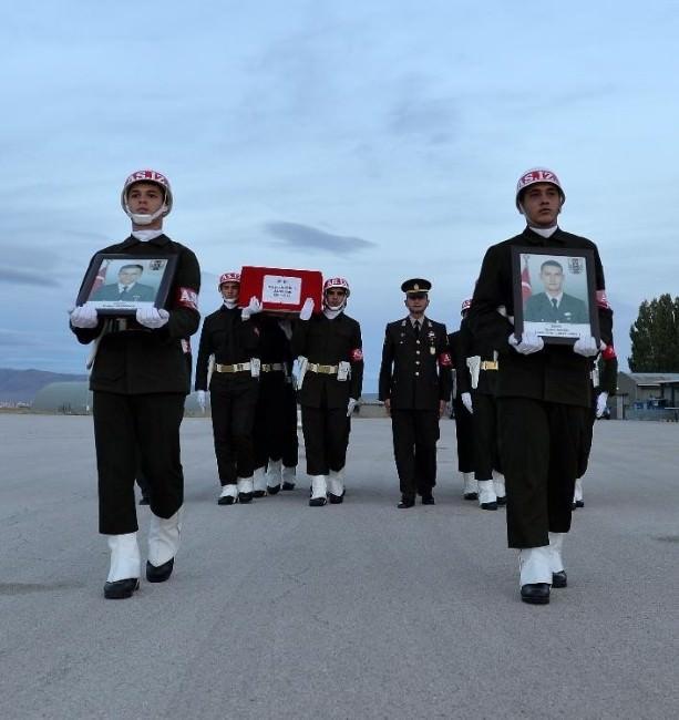 Erzurum'da 2 Askeri Şehit Eden 6 Terörist Ölü Ele Geçirildi
