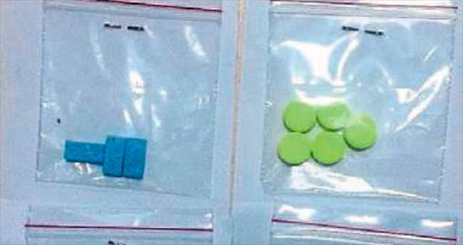 Uyuşturucu tacirleri cezaevine gönderildi