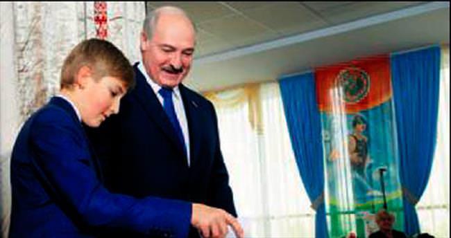 Belarus'ta beşinci Lukaşenko dönemi