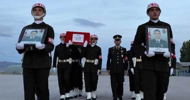 Asker şehit eden teröristler öldürüldü