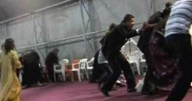 Teröristler düğünü bastı: 1 ölü, 1 yaralı