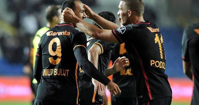 Galatasaray'da 'feda' zamanı