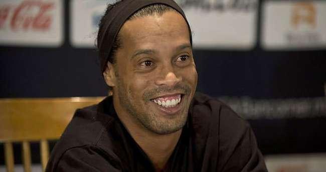 Ronaldinho'nun yeni adresi belli oldu!