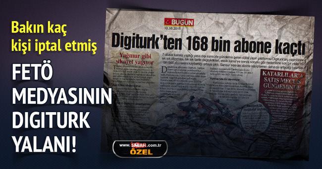 Bugün Gazetesi'nin haberi yalan çıktı!