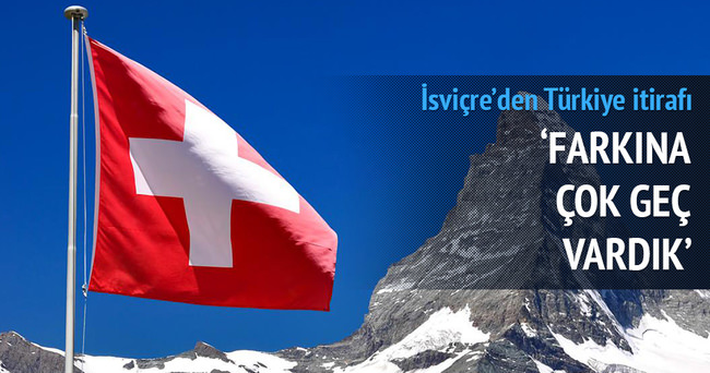 İsviçre'den sığınmacı itirafı