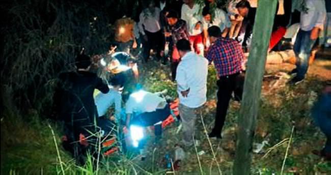 Turgutlu'da kaza: Biri ağır üç yaralı