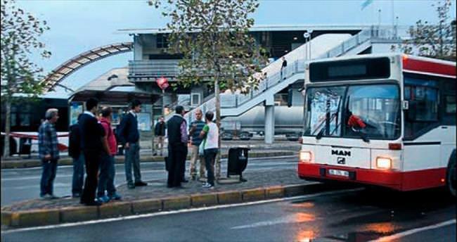Otobüsler geç işbaşı yaptı
