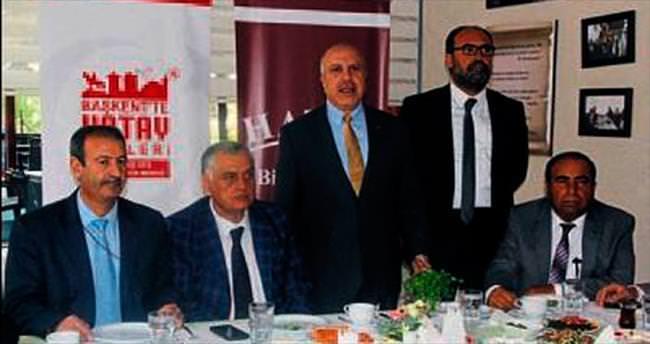 Hatay 4'üncü kez Ankara'da tanıtılacak