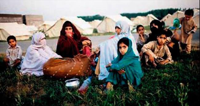 BM'den mülteci fonu