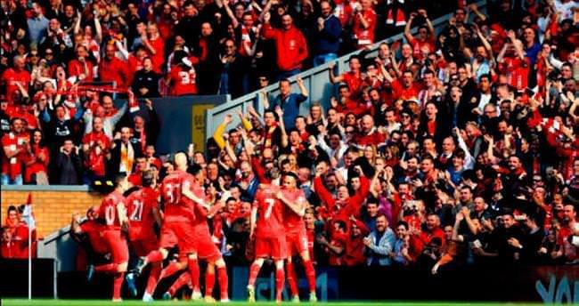 Liverpool'dan Türkçe mesaj