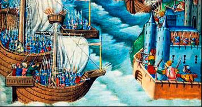 Kral'ın 600 yıllık savaş gemisi bulundu
