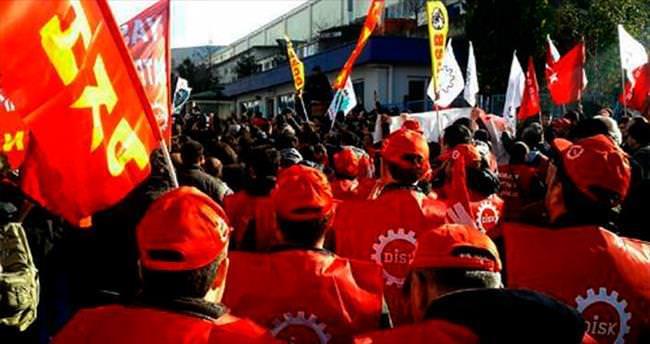 Sendikalardan 2 günlük grev kararı