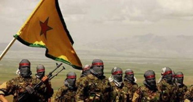 Amerika'dan YPG'ye 27 konteyner silah