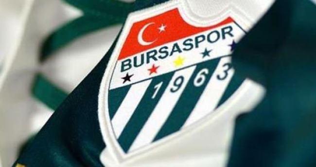 Bursaspor'da sürpriz ayrılık
