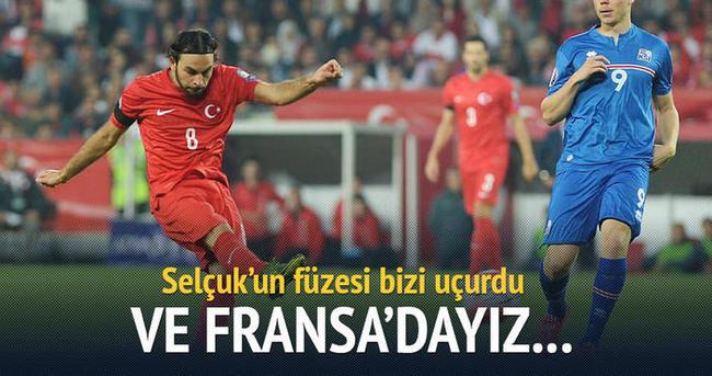 Türkiye'nin zafer gecesi