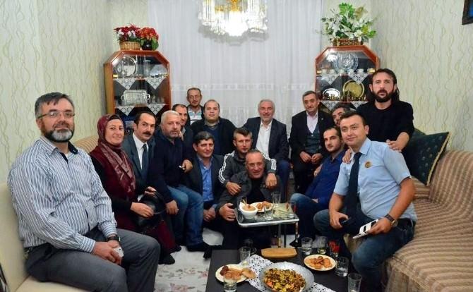 Başkan Kamil Saraçoğlu: Hiç Bir Zaman Makam Ve Mevki Hırsım Olmadı
