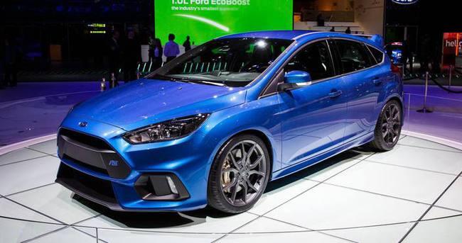 Ford'un en güçlüsü: Ford Focus RS