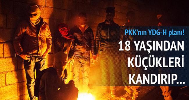 PKK'nın YDG-H oyunu!