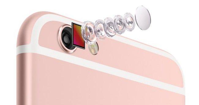 iPhone 6s'in kamerası 10'uncu oldu