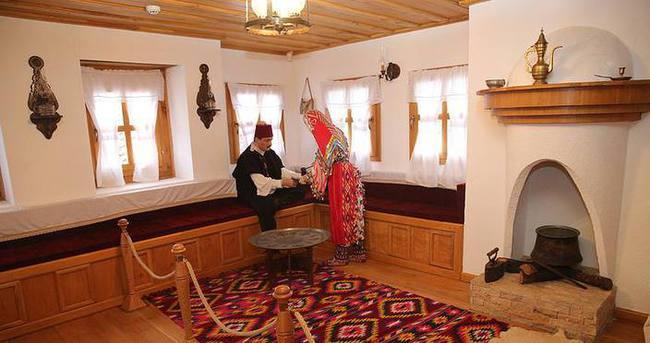 Ali Rıza Efendi'nin evine turist akını
