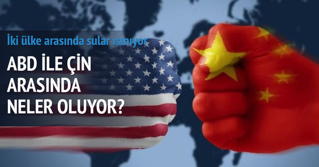 Çin, ABD'den rahatsız