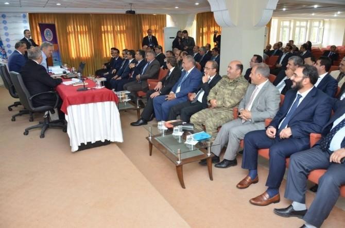 2015 Yılı 4. İl Koordinasyon Kurulu Toplantısı Yapıldı