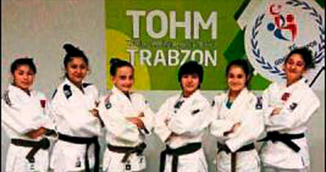Judocular Trabzon'da