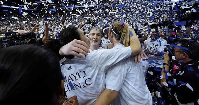 WNBA'de şampiyon Minnesota Lynx