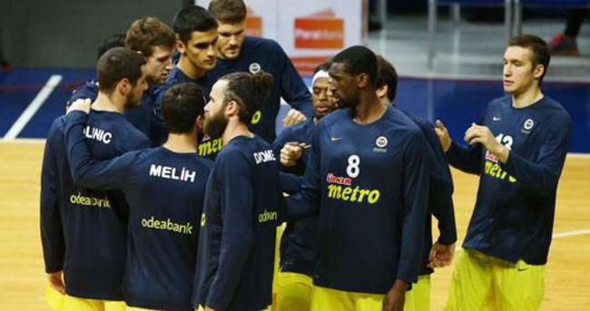 Fenerbahçe Euroleague arenasına çıkıyor