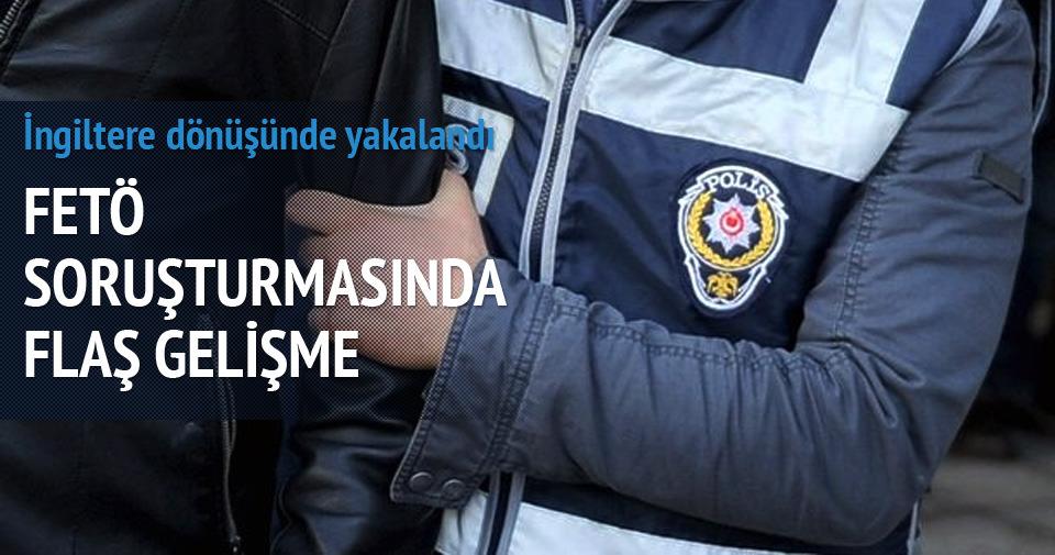 Başkentteki FETÖ soruşturmasında 1 kişi tutuklandı