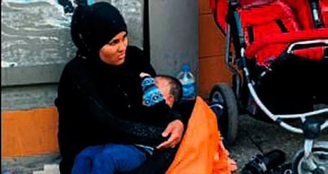 Suriyeli çocuklar ekmek peşinde