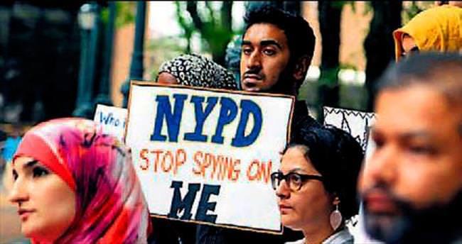 Müslümanlardan New York polisine yeni dava