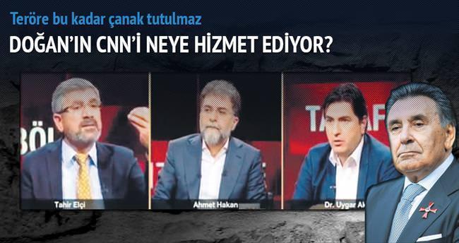 Doğan'ın CNN'i PKK'nın emrinde