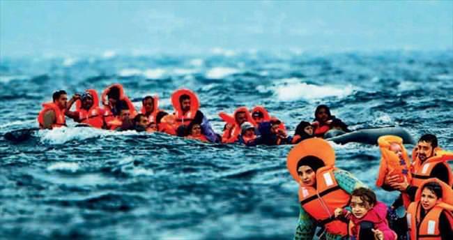 356 kaçağın Avrupa hayali yarım kaldı
