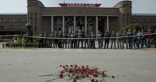 Terör saldırısının gerçekleştiği alana 'Demokrasi Meydanı' adı verildi
