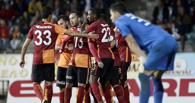 Galatasaray Yönetimi'nde derbi dopingi