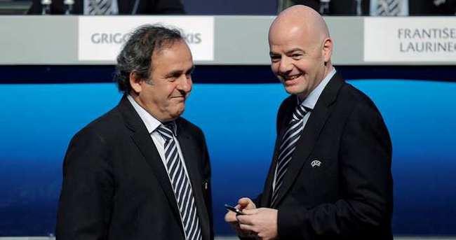 İşte UEFA'nın Platini kararı
