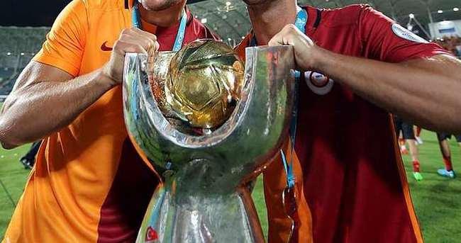 Turkcell, TFF Süper Kupa'ya sponsor oldu