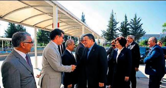 Savcı Güler'den Antalya'ya veda