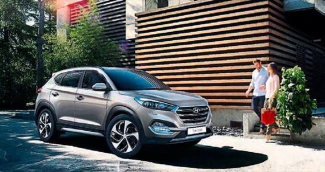 Hyundai Tucson güvenlikte birinci