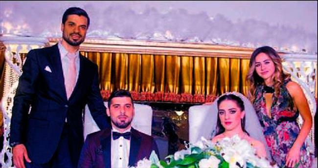 Dost Azerbaycan'dan Antakya'ya gelin geldi