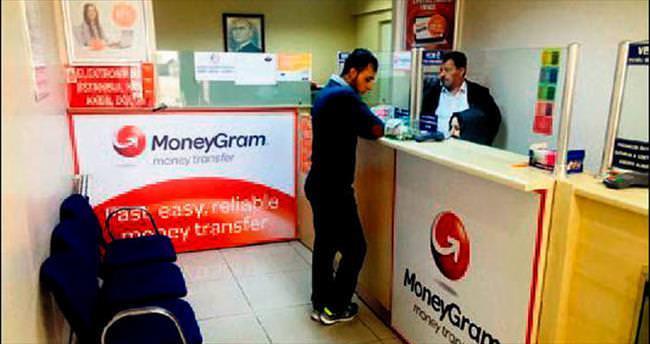 MoneyGram marketten para transferi yapacak