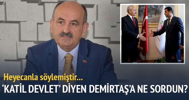 Kılıçdaroğlu, 'Katil devlet' diyen Demirtaş'a ne sordun?