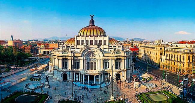 Renklerin dansı: Mexico City