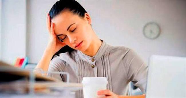 Geçmeyen yorgunluk tiroide işaret edebilir