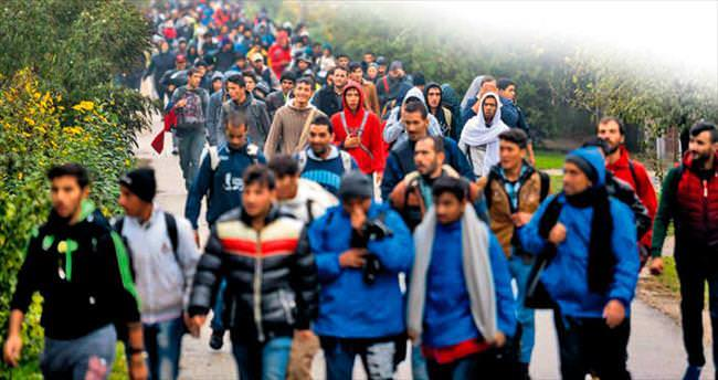 Macaristan sınırı kapattı